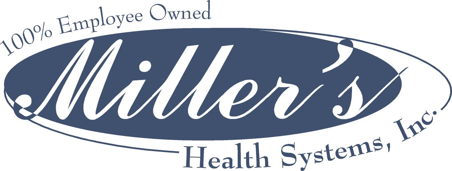 Miller's Health Systems Inc Logo
